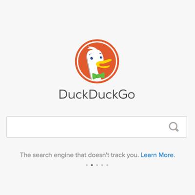 DuckDuckGo zoekmachine alternatief blog op MMENR voor duurzame ondernemer