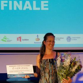 Linda Grotenberg startup expertjury Raffi Balder gewonnen MMENR