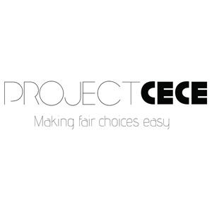 Project Cece Logo duurzame kleding vegan biologisch MMENR Netwerk