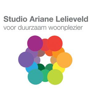 Studio Ariane Lelieveld Logo zelfvoorzienende woning wijk De Duurzame Kaart